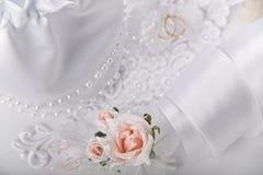 gifta sig för detaljer Royaltyfri Foto