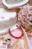 gifta sig för garneringar Royaltyfri Fotografi