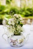 Gifta sig lantlig garnering Royaltyfria Foton