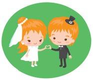 Gifta sig som förälskelse och förstå Royaltyfri Fotografi