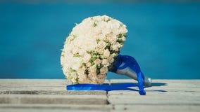 Gifta sig symboler, attribut Royaltyfri Fotografi