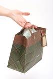 Giftbag Royalty Free Stock Image