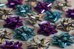 Giftbows Stock Photography