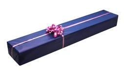giftbox απομονωμένος Στοκ Εικόνα