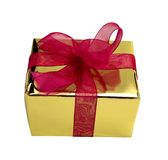 giftbox Fotografia Stock