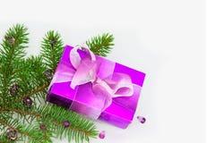 Giftbox foto de archivo libre de regalías