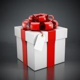 Giftbox Royaltyfri Foto