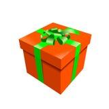 Giftbox Fotografia Stock Libera da Diritti