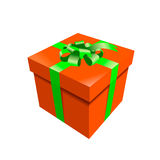 Giftbox Royalty-vrije Stock Foto