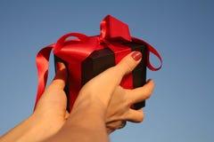 Giftbox Royalty Free Stock Photos