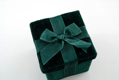 Giftbox stockbilder