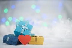 Giftbox Lizenzfreie Stockfotografie