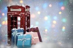 Giftbox Imagens de Stock Royalty Free