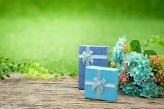 Giftbox Fotos de Stock Royalty Free