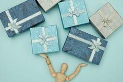 Giftbox Photographie stock