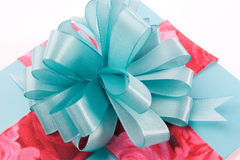 Giftbox e presente Fotografia Stock