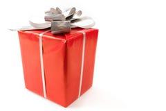 Giftbox maravilloso Imágenes de archivo libres de regalías