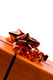 Giftbox and presents. Beautiful, colorful present boxes with ribbons and nice decoration Stock Image