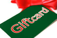 Giftcard Stock Images