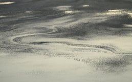 Giftig oppervlaktewater Stock Afbeeldingen