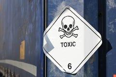 Giftige Substanzen Lizenzfreies Stockfoto
