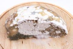 Giftiges Brot Stockbild