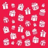 Giftpatroon stock illustratie