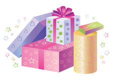 Gifts Royalty Free Stock Photography