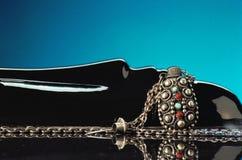 Gifts. China's Tibet exquisite handicraft vector illustration