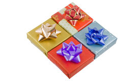 Gifts Royalty Free Stock Photo