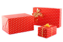 Gifts Royalty Free Stock Images