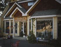 Gifts and boutique, Idyllwild, California Stock Image