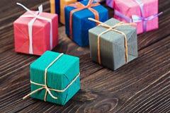 Gifts box Stock Photo