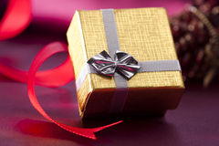 Gifts for christmas Stock Photo