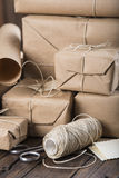 Gifts for Christmas and other celebrations and events Stock Photography