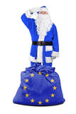 Gifts for European Union Royalty Free Stock Photos