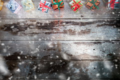 Gifts flaes Royalty Free Stock Images