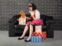 Gifts. Stock Photo