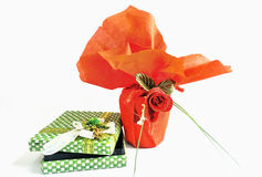 Gifts From The Heart Royalty Free Stock Images
