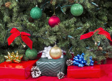 Gifts for the Holiday Season Royalty Free Stock Images