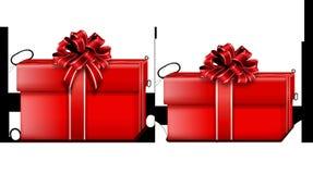 Gifts, Holidays Royalty Free Stock Photo
