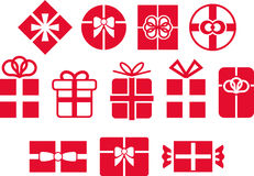 Gifts illustration Royalty Free Stock Image
