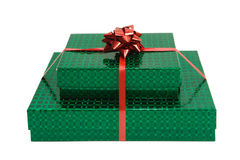 Gifts isolated Stock Photos