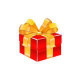Gifts isolated. Vector Stock Image
