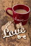 Gifts for love Stock Photos