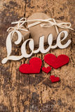 Gifts for love Stock Image