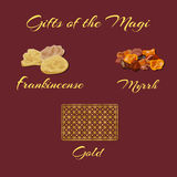 Gifts of the Magi Royalty Free Stock Photos