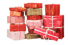 Gifts2 Royalty Free Stock Photo