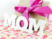 Gifts for mom for mother day Stock Photo