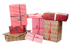 Gifts9 Stock Photo